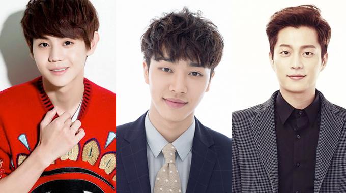 Yoseob y Kikwang de BEAST sustituirán a Doojoon en Idol Star Athletics Championships