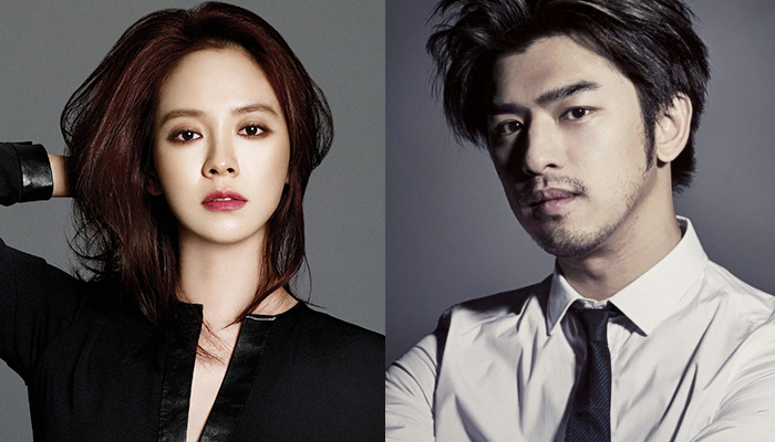 "Song Ji Hyo hará pareja con Chen Bo Lin en versión china de ""We Got Married"""