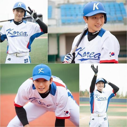 """Jung Jinwoon es un encantador jugador de béisbol en imágenes reveladas de """"Madame Antoine"""""""