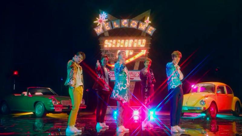"""The Legend se vuelve retro en el vídeo musical de """"Crush On You"""" con Kyungri de 9Muses"""