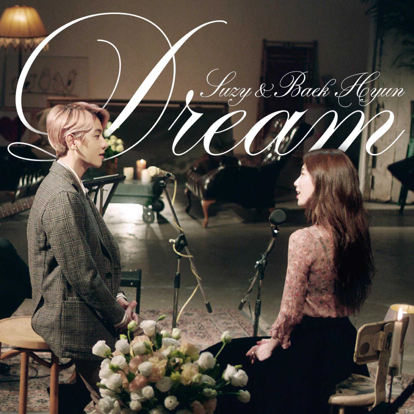 """""""Dream"""", el dueto de Suzy y Baekhyun, se coloca en lo más alto de la lista Gaon una vez más"""