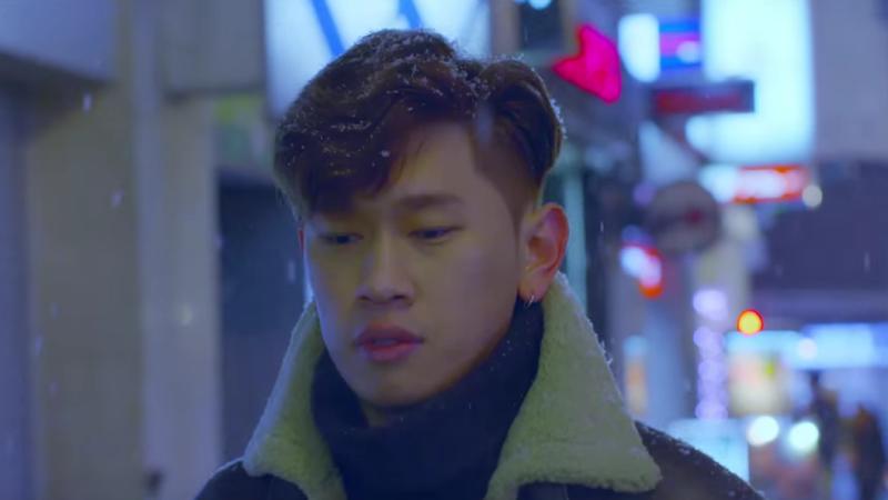 "Crush y Taeyeon de Girls' Generation muestran dulces melodias en MV de ""Don't Forget"""