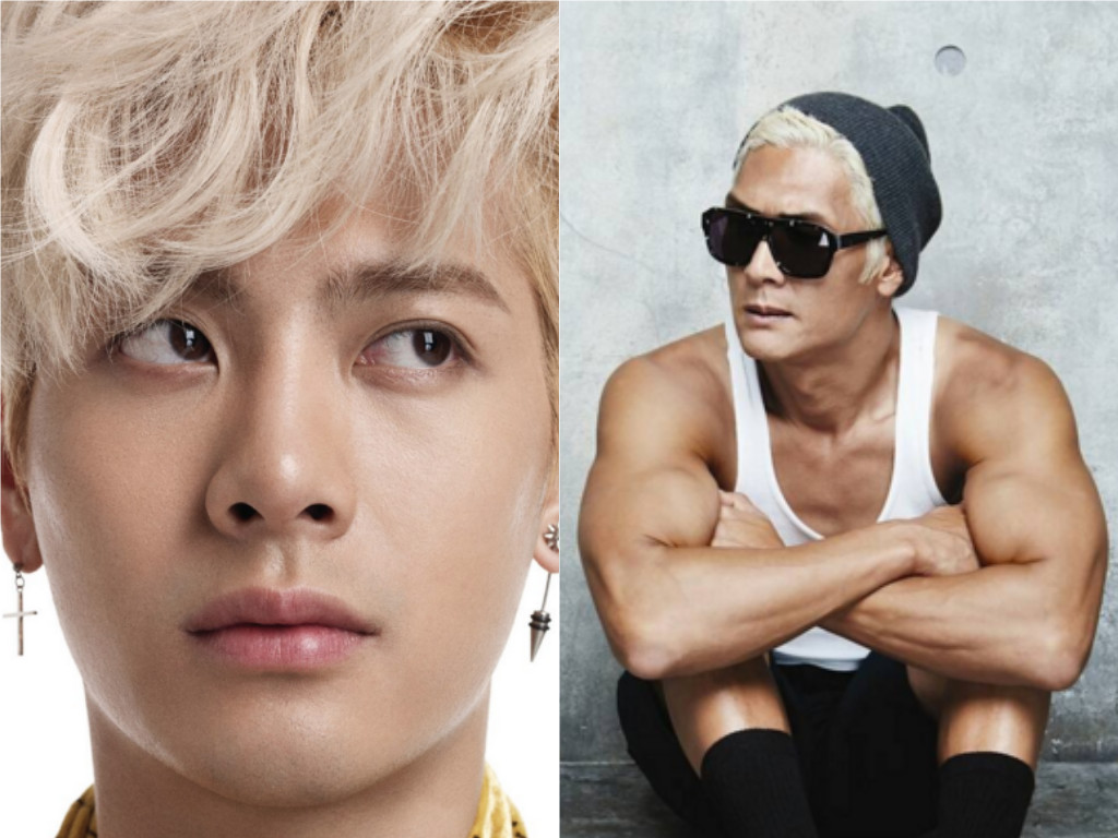 "Jackson de GOT7 y Park Joon Hyung se unen a ""A Look at Myself"""