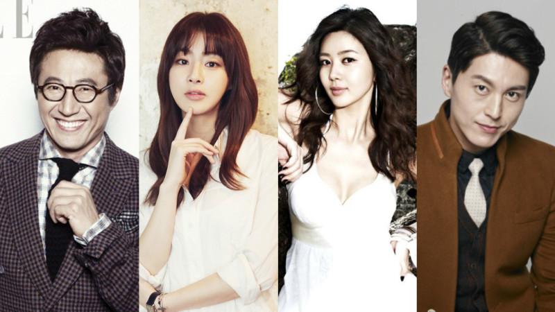 Park Shin Yang, Kang Soray más son confirmados para próximo drama sobre leyes