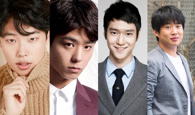 "Ryu Jun Yeol, Park Bo Gum, Go Kyung Pyo y Ahn Jae Hong viajan a África para aparecer en ""Youth Over Flowers"""