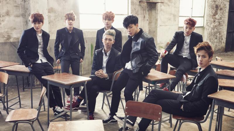 ¿Son los uniformes de colegio la clave del éxito de los grupos de K-pop?