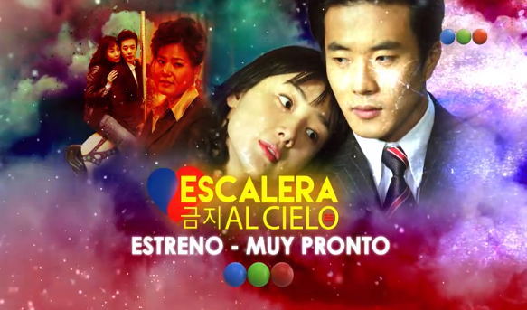 """Canal argentino Telefe pronto emitirá en sus pantallas el drama """"Escalera al Cielo"""""""
