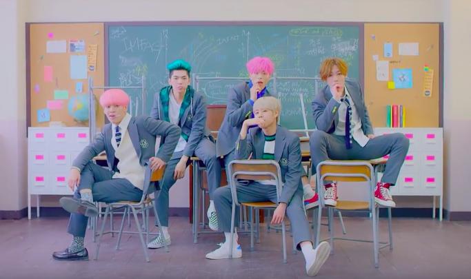 """IMFACT revela vídeo musical para sencillo debut """"Lollipop"""""""