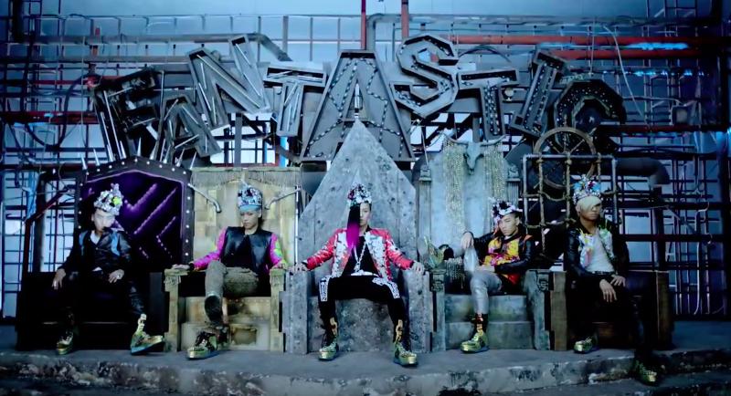 """""""Fantastic Baby"""" de BIGBANG establece récord con 200 millones de vistas en YouTube"""
