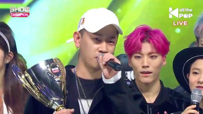 """Crush gana en Show Champion con """"Don't Forget"""" feat. Taeyeon y actuaciones de GFRIEND, Dal Shabet y más"""