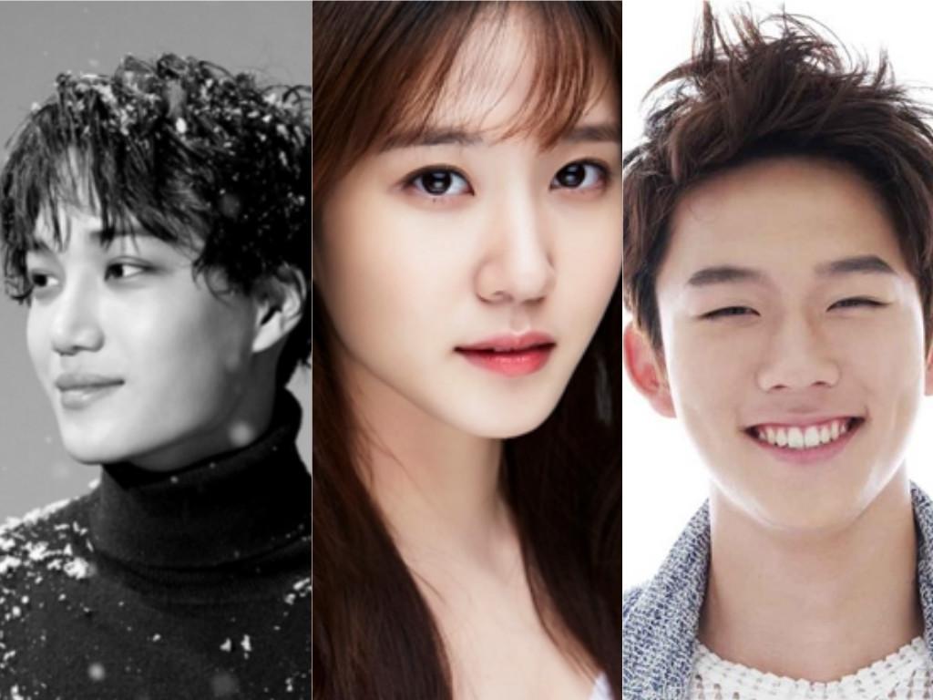 Kai de EXO se unirá a Park Eun Bin y a Yeon Joon Seok en su debut en web drama