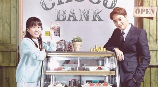 """El drama web """"Choco Bank"""" con Kai de EXO revela póster"""
