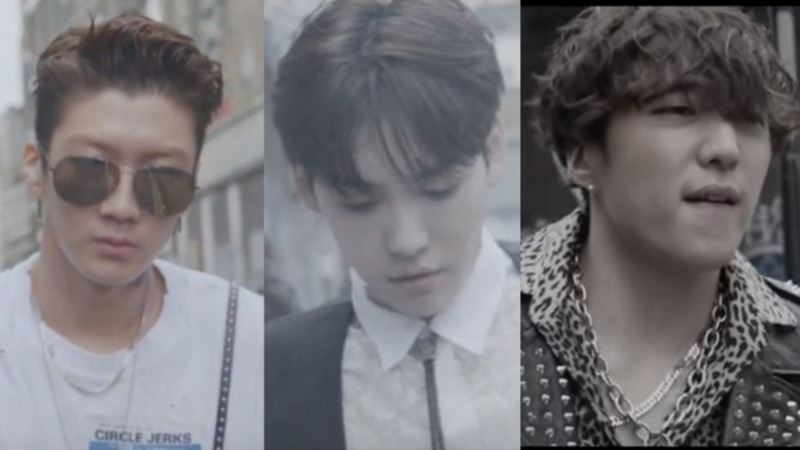 "WINNER revela teaser de Seunghoon, Jinwoo y Seungyoon para ""EXIT"""