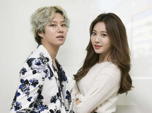 """Yura de Girl's Day ayudará a Heechul de Super Junior en """"Code: Secret Room"""""""
