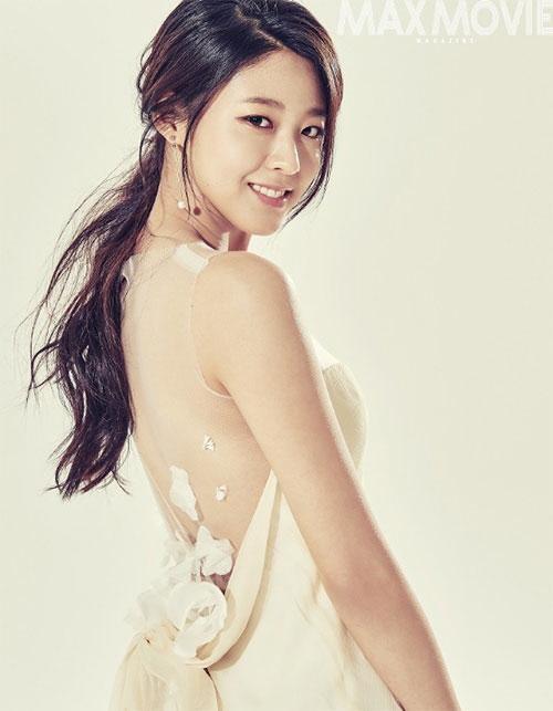 Seolhyun de AOA cautiva a sus fans en sesión fotográfica para la revista Max Movie