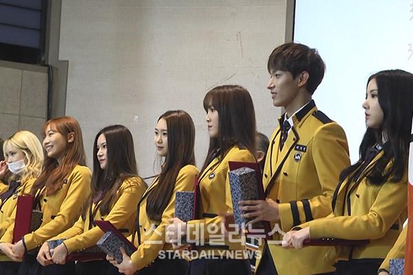 7 ídolos se gradúan este año en el Seoul School of Performing Arts