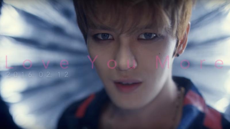 Kim Jaejoong de JYJ revela vídeo adelanto para su segundo álbum
