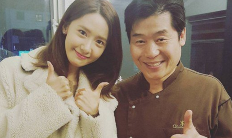 El famoso chef Lee Yeon Bok es gran fan de YoonA de Girls' Generation