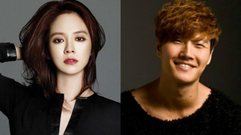 Song Ji Hyo y Kim Jong Kook aclaran los rumores sobre falsas citas