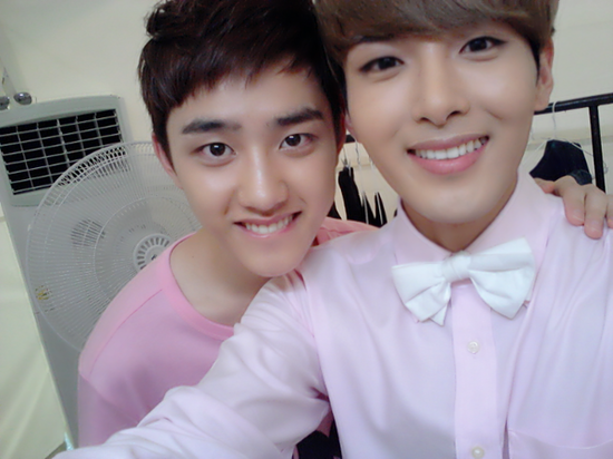"""D.O de EXO habla acerca de su cercana amistad con Ryeowook de Super Junior y de estar en la """"Ryeo-Line"""""""