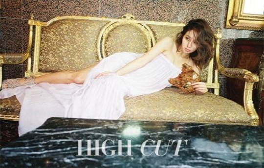 Lee Min Jung está emocionada de regresar al trabajo con su nuevo drama