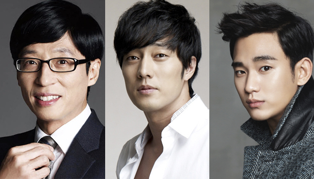 Mujeres coreanas votan por la estrella que sería mejor novio y esposo