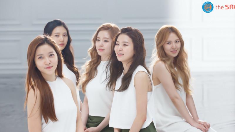 Las chicas de Red Velvet elegidas como nuevas modelos de la marca de cosméticos The Saem