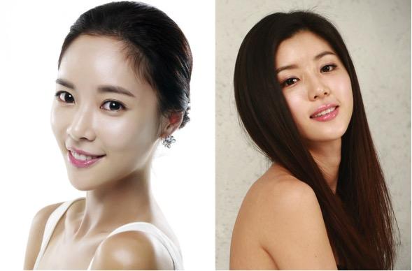 Park Han Byul cogerá el ramo durante la boda de Hwang Jung Eum