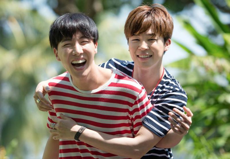 """J-Hope y Jimin de BTS se unirán a """"Human Condition"""""""