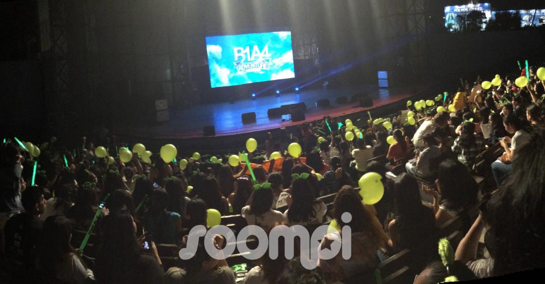 [Resumen] El maravilloso concierto de B1A4 en Perú