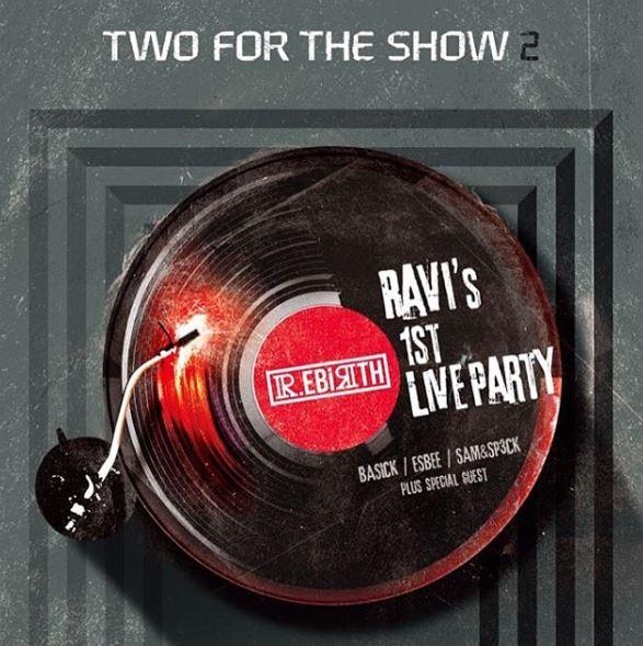 Ravi de VIXX anuncia su primer concierto en solitario