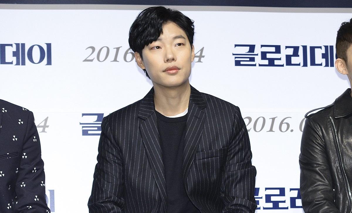 """Ryu Jun Yeol está agradecido con sus colegas de """"Glory Day"""""""
