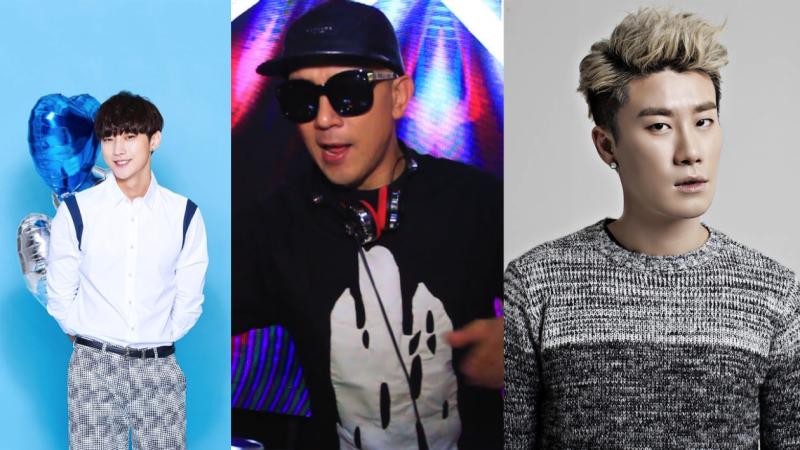 """Jinyoung de B1A4, San E, DJ KOO y más darán canciones a las participantes de """"Produce 101″"""