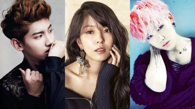 18 de los ídolos K-pop más jóvenes en debutar