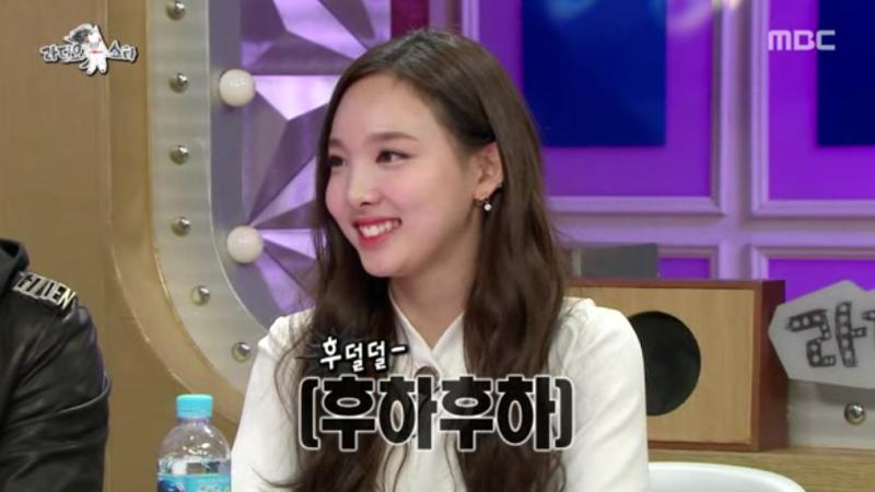 """Nayeon de TWICE describe la diferencia entre Yoo Jae Suk y Kim Gura en """"Radio Star"""""""