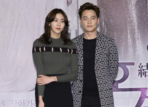 """Lee Seo Jin y Uee hablan sobre su diferencia de edad mientras actúan juntos en """"Marriage Contract"""""""