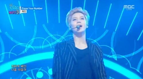 """""""Music Core"""" 5 de marzo de 2016: Taemin, B.A.P, MAMAMOO y más"""