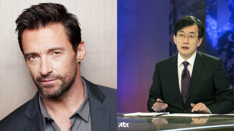 "Hugh Jackman será entrevistado por ""Newsroom"" de JTBC"