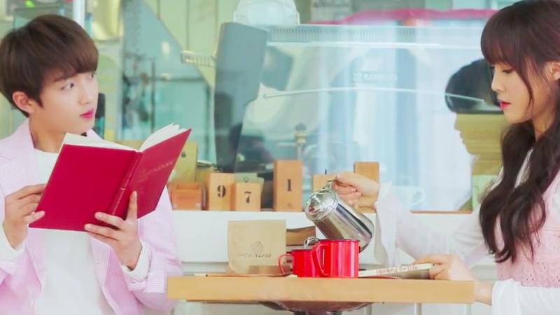 """Sunyoul de UP10TION y Yuju de GFRIEND lanzan el teaser del MV de """"Cherish"""""""