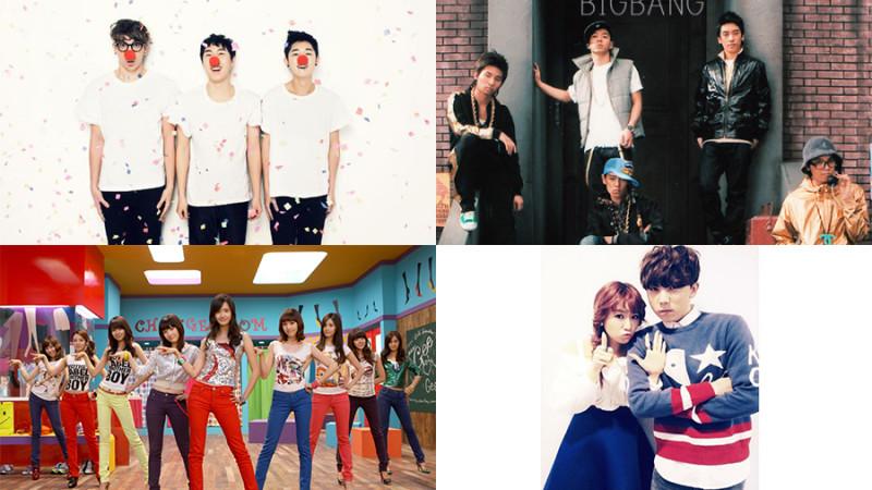 Mnet revela las canciones del K-Pop más descargadas en los últimos nueve años