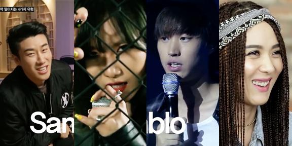 K-Pop Pedia describe 4 tipos de raperos coreanos