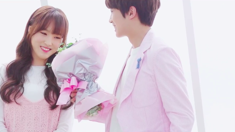 "Sunyoul de UP10TION y Yuju de GFRIEND lanzan dulce video musical para ""Cherish"""
