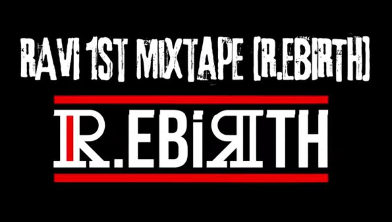 """Ravi de VIXX lanza popurrí para mixtape """"R.EBIRTH"""""""