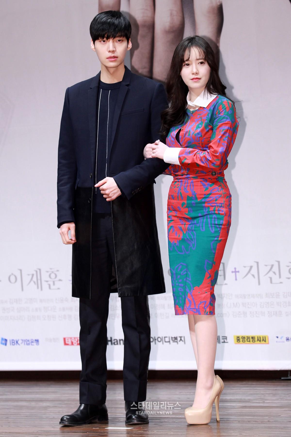 """Se reporta que co-protagonistas de """"Blood"""" Ahn Jae Hyun y Ku Hye Sun estarían en una relación, representantes responden"""