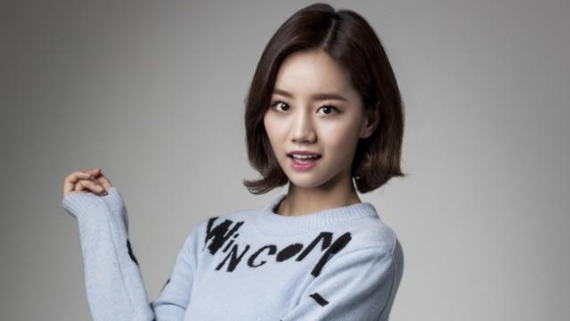 Hyeri de Girl's Day es dada de alta del hospital