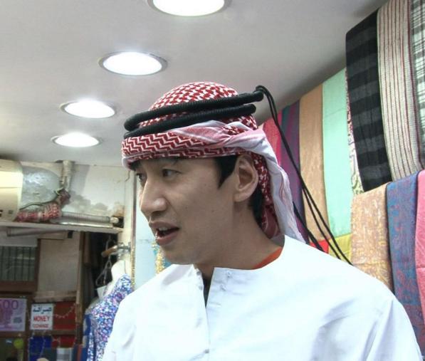 """Lee Kwang Soo intenta hablar árabe en """"Running Man"""""""