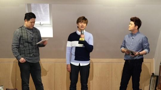 B1A4 revela que una vez grabaron una canción en su armario
