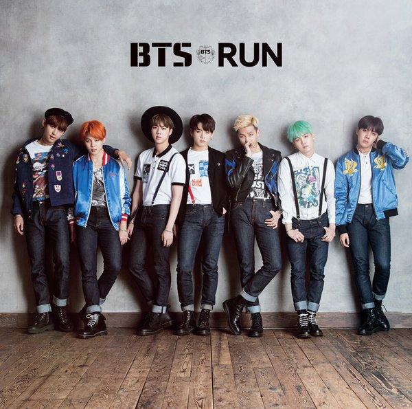 "BTS revela el video musical japonés de ""Run"""