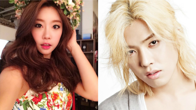 "Sojin de Girl's Day y Kangnam de M.I.B se unen a ""Law of the Jungle"""