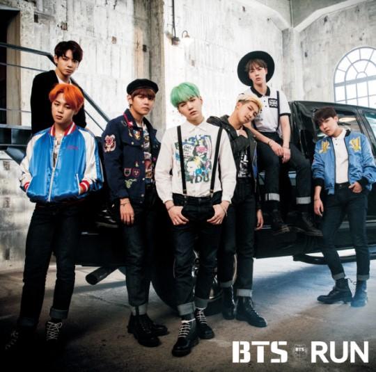 BTS se ubica en la posición más alta de la lista Oricon con lanzamiento de sencillo japonés